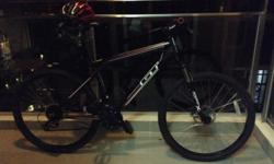 GT Mountain bike in really good condition only had for