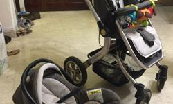 Gubi stroller. Used for a year in very good condition.