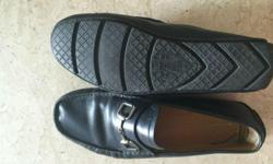 Hi This is man's Gucci shoe and size 42. It's dark blue