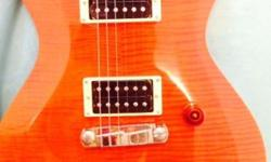 PRS SE Signature guitar. American Built. MUST BE SEEN.