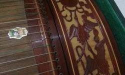 21-stringed dunhuang guzheng Duo Crance Facing the Sun