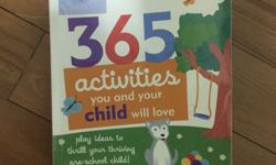 Gymboree 365 activities you can do with your kids book