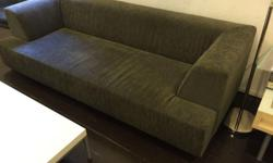 Hardly Used Designer Sofa (purchased as prop) at Open
