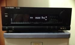 Used Harman Kardon AVR300RDS In excellent working