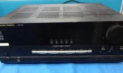 Good working condition Audio Video Receiver. Find it