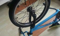 i am selling my son BMX bike as we our shifting to