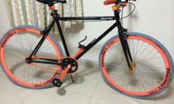 Harris Fixie Bicycle for sale for only $150 Brand: