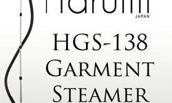 Harumi HGS-138 Garment Steamer Features and