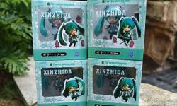 Latest Hatsune Miku Nendoroid Collection! There are 4