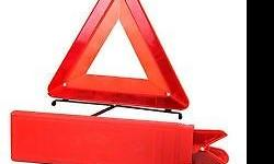 Hazard Triangle Stand -Solid firm stand