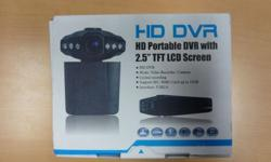 Model: DVR with 2.5� TFT LCD Screen Mode: Video