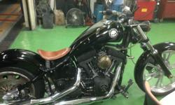 02 custom night train softail for sale at $20.5k.New