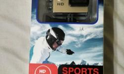 HD Sports cam, Water Proof for Sale only Sgd 50 With