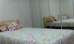 Fully furnished air-con common room is available for