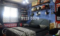 NICE NAD NEAT COMMON ROOM FOR RENT @ 109 BEDOK NORTH