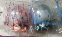 Selling a pair of Hello Kitty and Dear Danial
