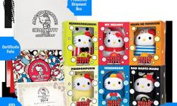 Last set of Hello Kitty Bubble World 2014 Full Sets