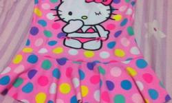 Hello Kitty Swimming Costume from H&M. For 4-6 years