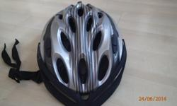 Children M size helmet rarely used and in good