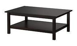 This is IKEA Coffee table . Solid wood has a natural