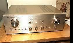 Selling a Marantz Pm 7200 integrated