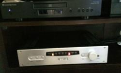 Audiophile High mid-end range separates system.