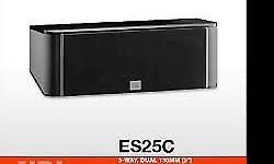 STARGATE CLEARANCE!!! HIGH-DEFINITION AUDIO JBL ES25C