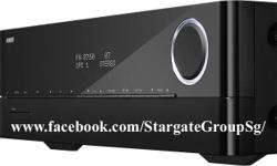 STARGATE CLEARANCE!!! HIGH- PERFORMANCE 170 WATT STEREO