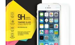 High quality tempered glass screen protector Ready
