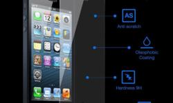 High Quality Tempered Glass Screen Protector! In today