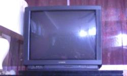 "Hitachi 29"" with remote control In good condition..Cash"