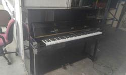 HOHNER Upright Piano HP-120 (Black) @ $500 Unknown