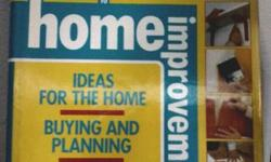 Ideas for home improvements book from Readers Digest.