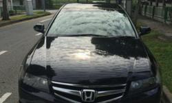 Honda Accord 2.0A JDM for rent Weekly at S$600 per