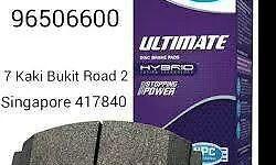 BENDIX General CT brake pads for Sale in Kaki Bukit Road 2, East