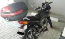 Good Condition, service bike every 2500km, 44k