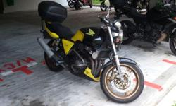 Honda Super 4 CB400 Version S for sale. Year of