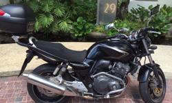 Honda CB400 for sale, great condition. Recently