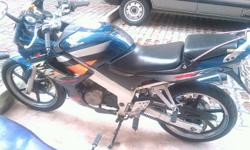 ONE BEUTIFUL HONDA CBR 150.. SEE TO BELIEVE.. BEAUTIFUL