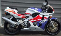 Model Name: Honda CBR400RR On the road price without
