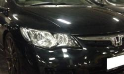 Cheapest Honda Civic 1.8 A selling at only $50'999