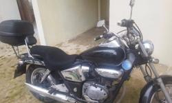 Very good condition bike. Well maintained. COE valid