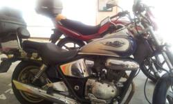 I offer my Honda Phantom for Sale,200cc. Price 1800 S$,