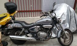 Quality used bike with warrenty!! Model Name: Honda