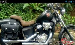 Saddle bike Harley look alike bike Good condition and