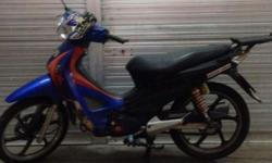 2004 Honda Wave125 low mileage 57000km for sale COE due