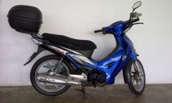 This is a very good condition Wave 125 S model. Use it