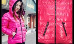 Bought this Down Jacket for 53.90 sgd online for a