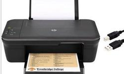 Retail $275 Compact, with print, scan, copy functions