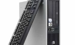 Have sparingly used HP DC7900 SFF Desktop with 20' HP